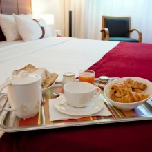 Breakfast in your room